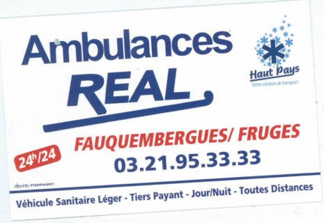 Pub ambulance REAL